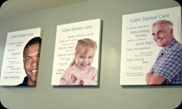 Calm Dental Care & Physiotherapy cover