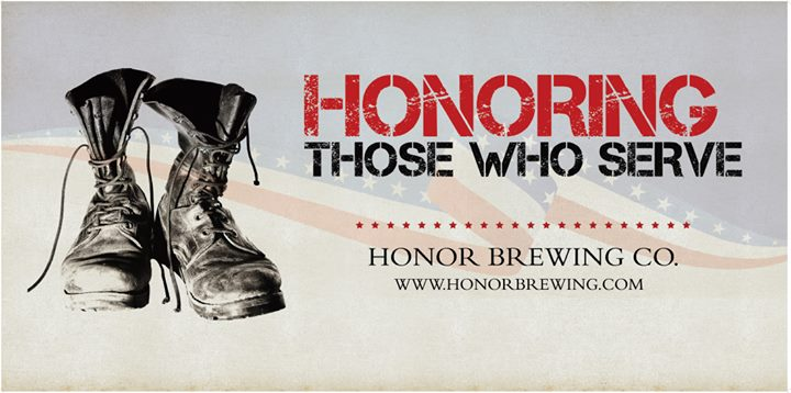 Honor Brewing Company cover