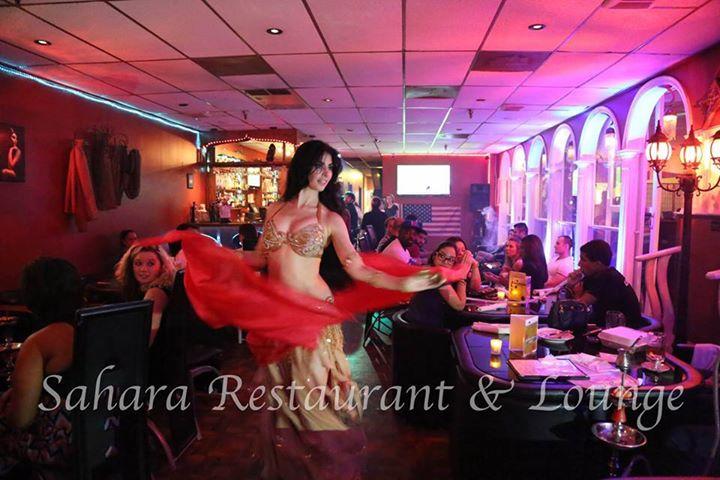 Sahara Restaurant & Lounge cover