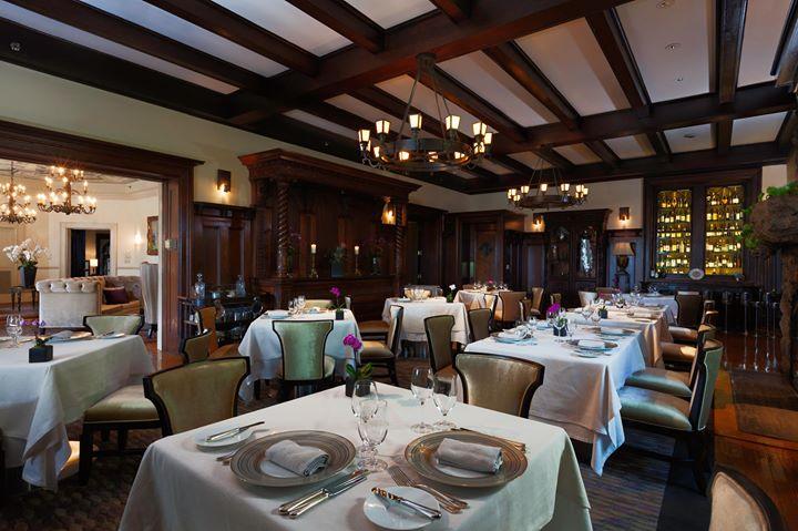 Equus Restaurant cover