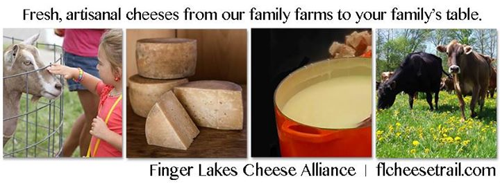 Finger Lakes Cheese Alliance cover