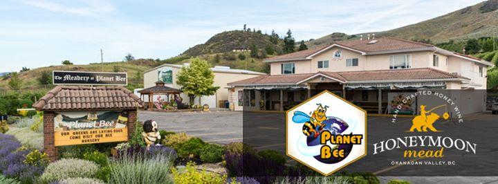 Planet Bee Honey Farm & Honeymoon Meadery cover