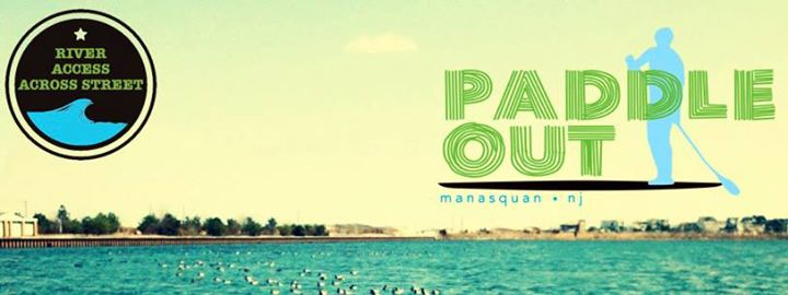 Paddle Out Manasquan cover