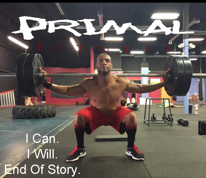 Primal Fitness cover