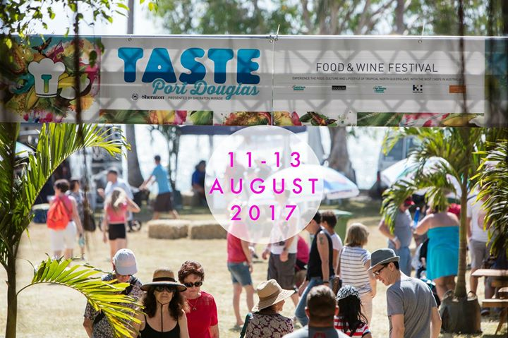 Taste Port Douglas - Food & Wine Festival cover