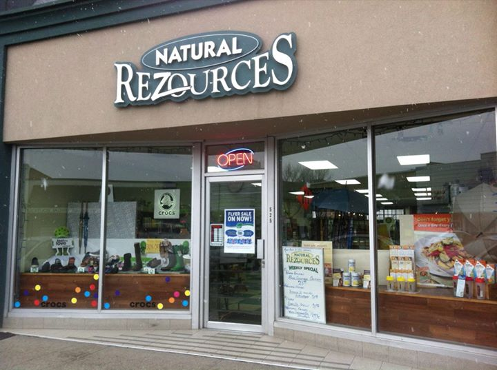 Natural Rezources cover
