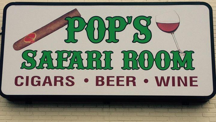 Pop's Safari Room cover