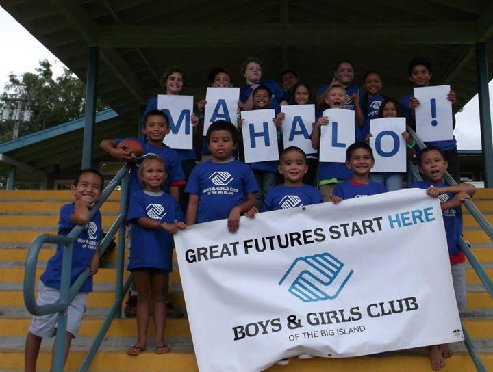Boys & Girls Club of the Big Island cover