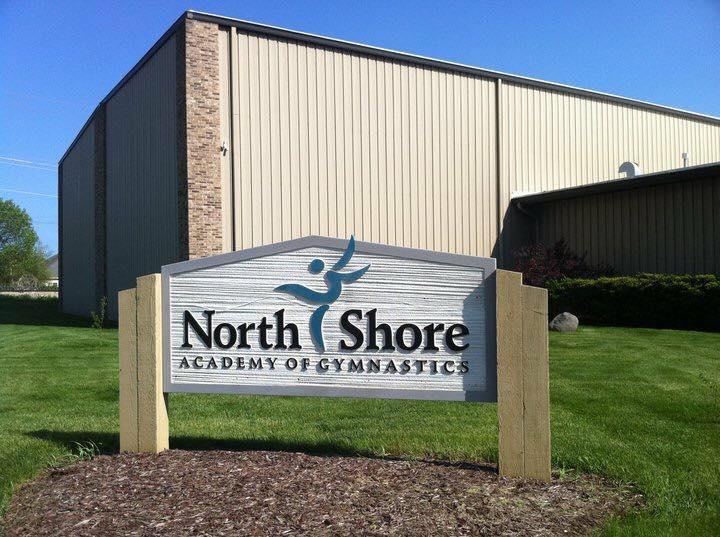 North Shore Academy of Gymnastics cover