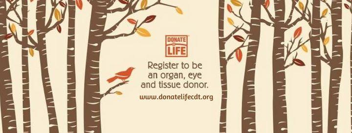 Center for Donation & Transplant New York - Vermont cover