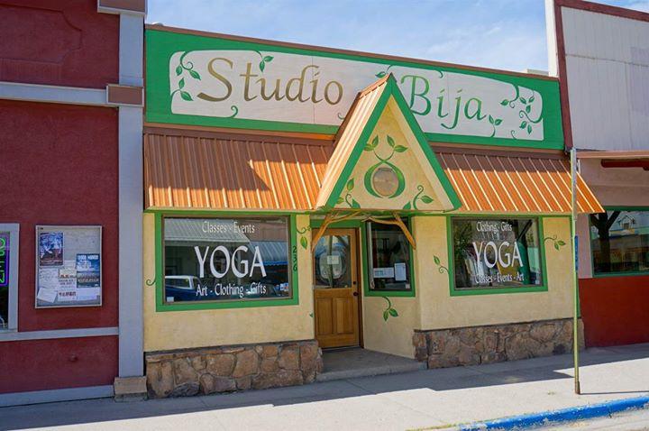 Studio Bija - Yoga cover