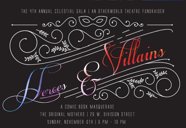 Otherworld Theatre Company cover