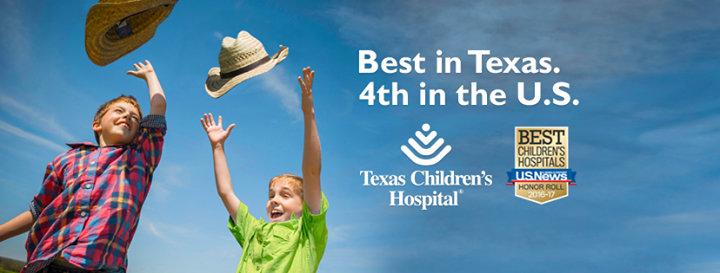Texas Children's Hospital cover