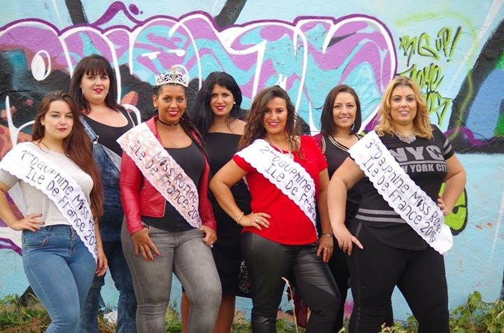 Comité Miss Ronde Ile de France cover