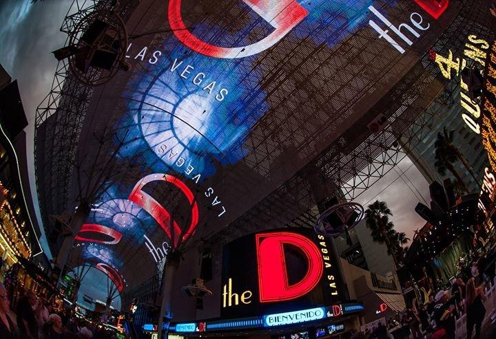 the D Las Vegas cover