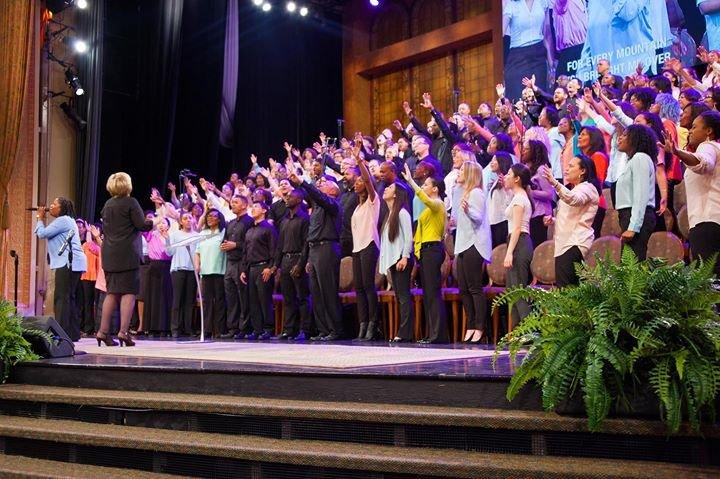 The Brooklyn Tabernacle Choir cover