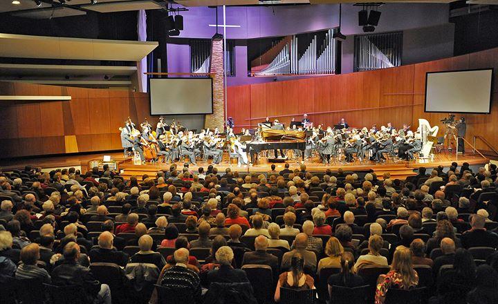 Elmhurst Symphony Orchestra cover