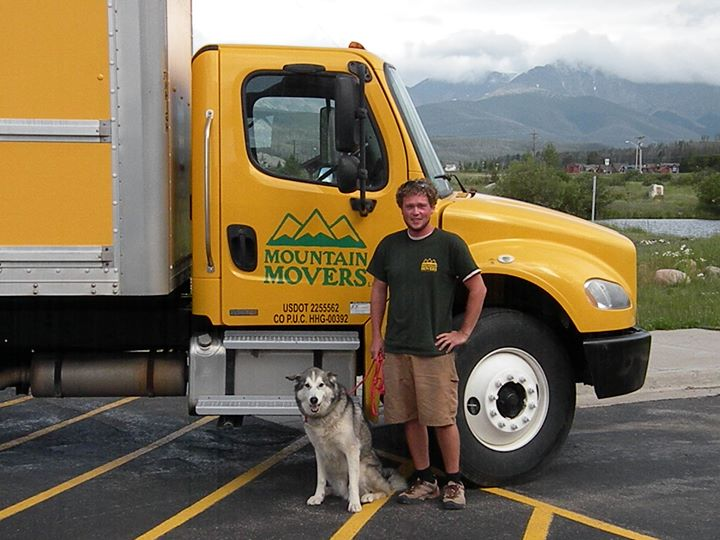 Mountain Movers LLC cover