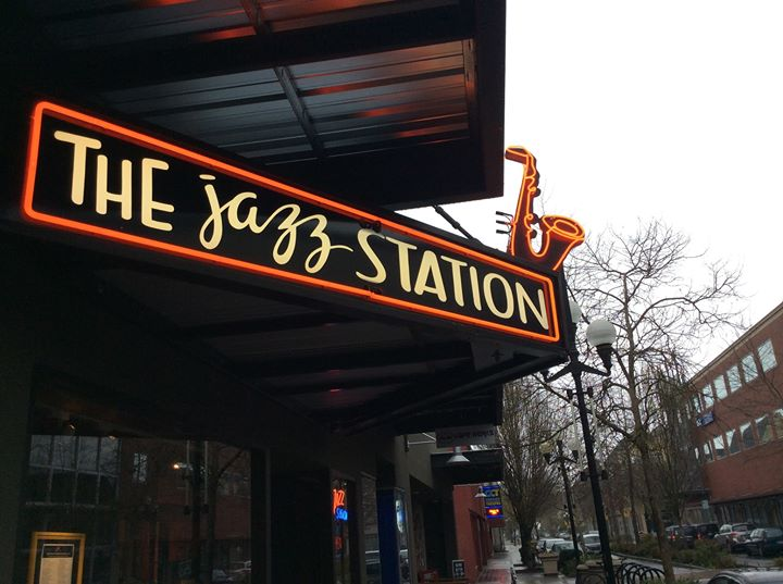 The Jazz Station cover