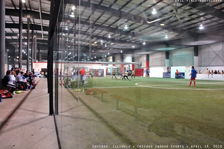 Chicago Indoor Sports cover