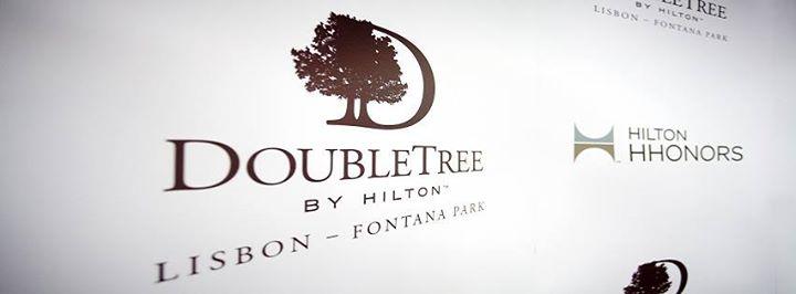 DoubleTree by Hilton Hotel Lisbon - Fontana Park cover