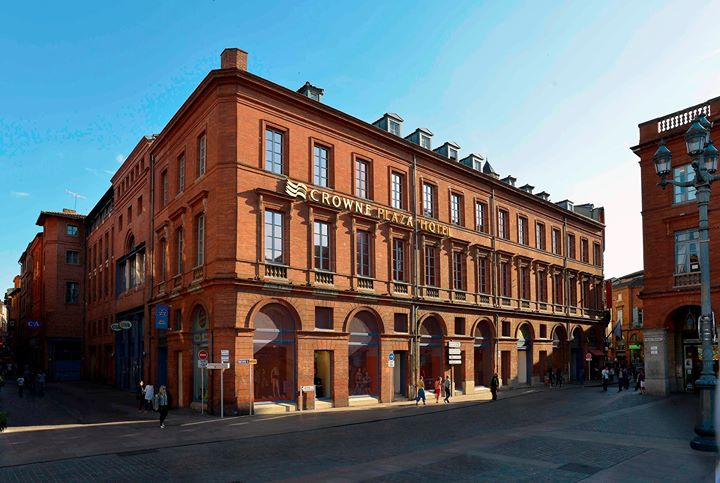 Crowne Plaza Toulouse cover