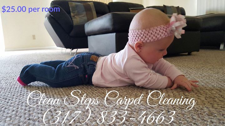 Clean Steps Carpet Cleaning cover