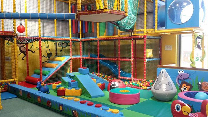 Safari Tots Somerton Indoor Play cover