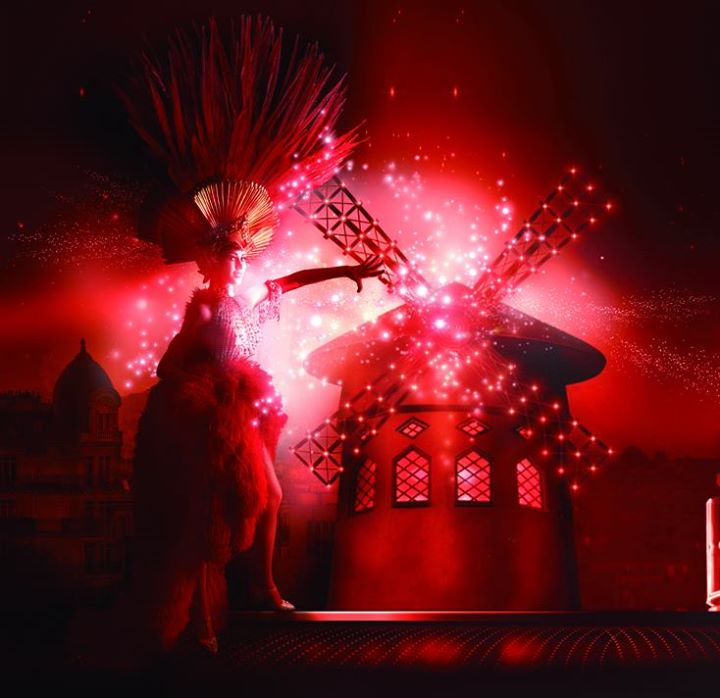 Le Moulin Rouge (Officiel) cover