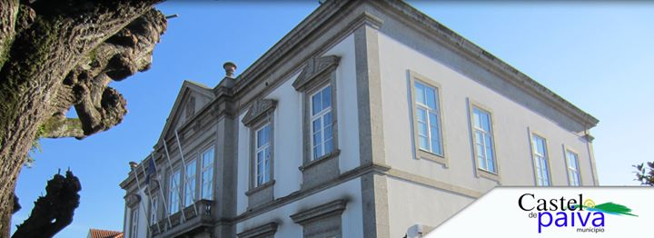 Câmara Municipal de Castelo de Paiva cover