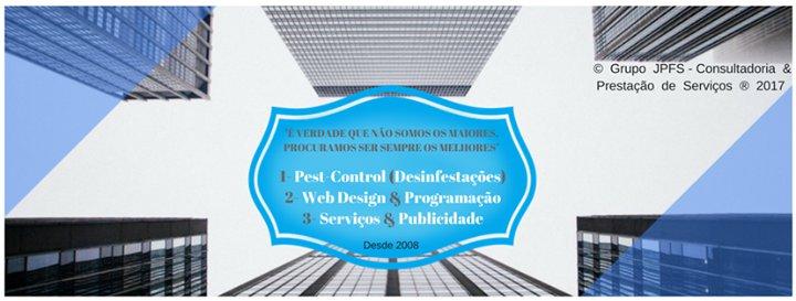 Grupo JPFS - Consultadoria e Prestação de Serviços 2018 cover