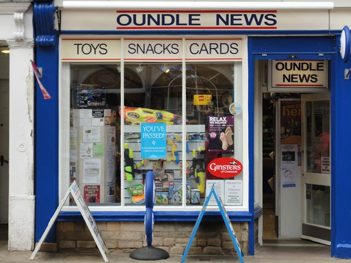 Oundle News cover