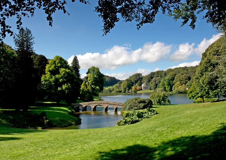 Stourhead National Trust cover