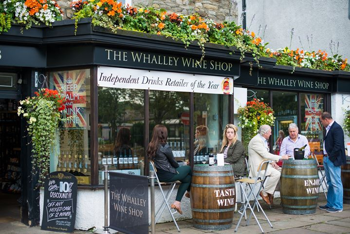 The Whalley Wine Shop cover