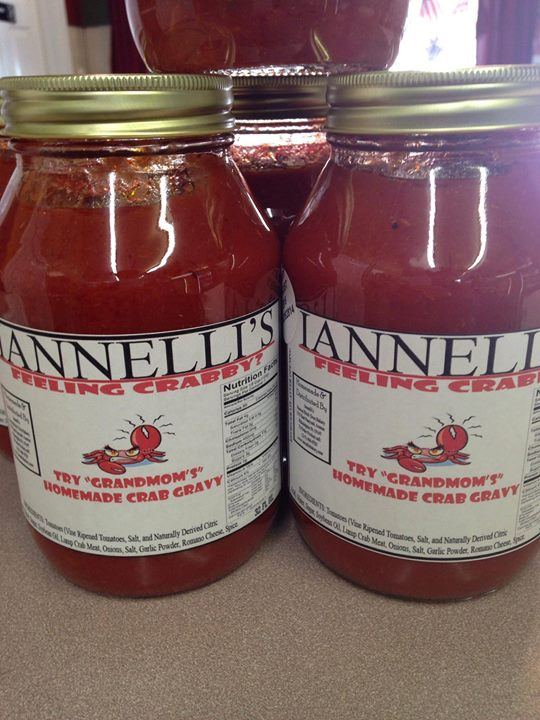 Iannelli's Famous Brick Oven Bakery & Cafe cover