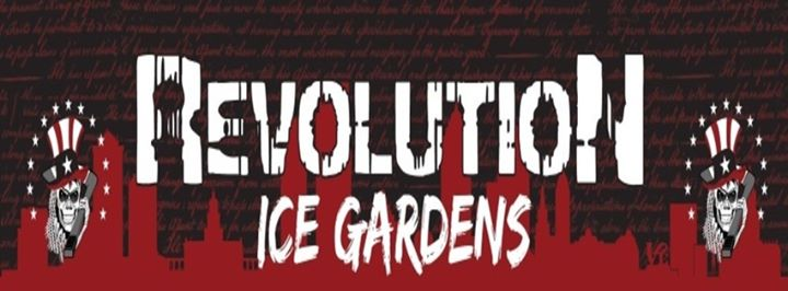 The Revolution Ice Gardens cover
