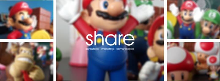Share Comunicação cover