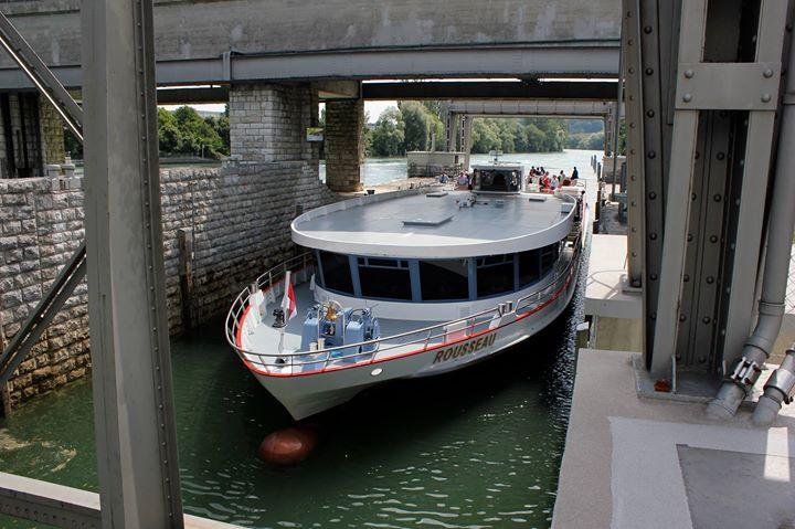 Bielersee Schifffahrt cover