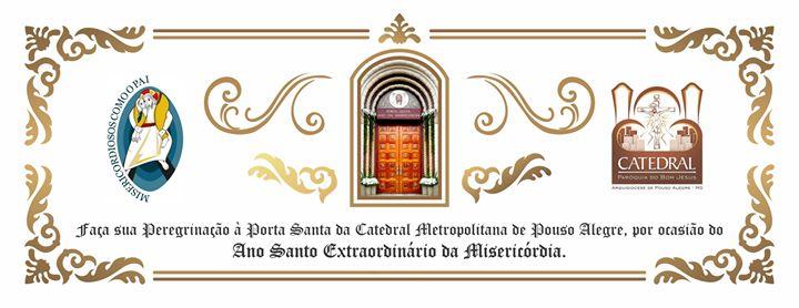 Catedral Pouso Alegre - Paróquia do Bom Jesus cover