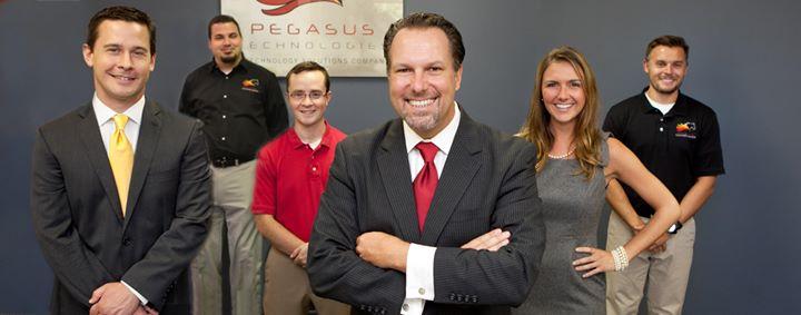 Pegasus Technologies cover