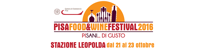 Terre di Pisa Food & Wine Festival cover