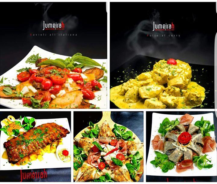 Jumeirah American Bar Restaurant Pizzeria cover