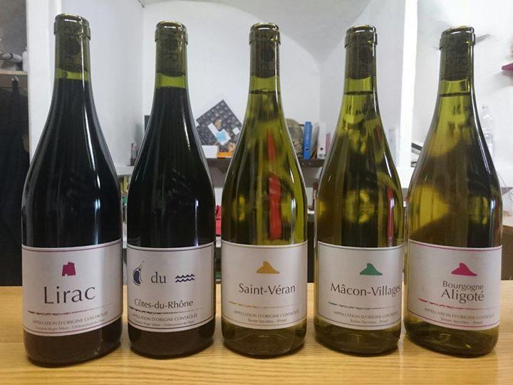 Port Francs Vins cover