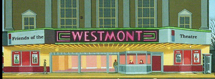 Friends of the Westmont Theatre, INC. cover
