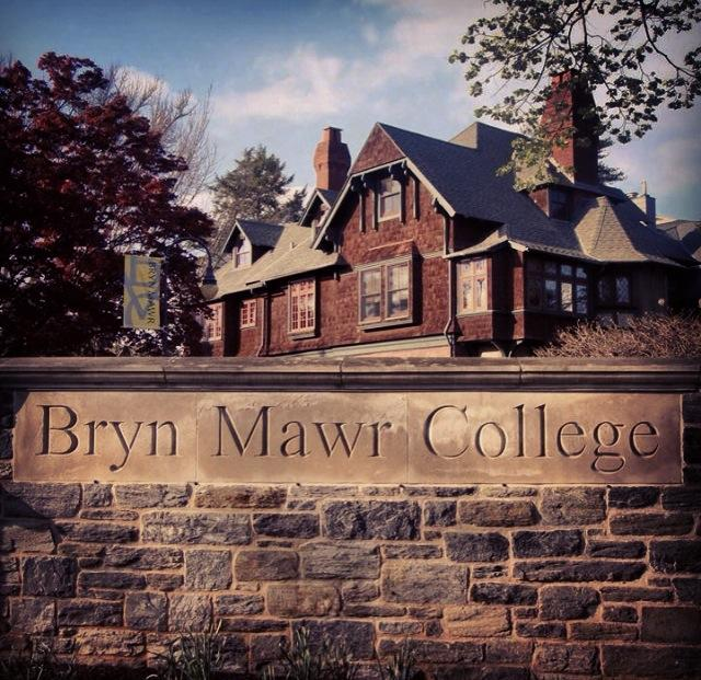Humans of Bryn Mawr College cover