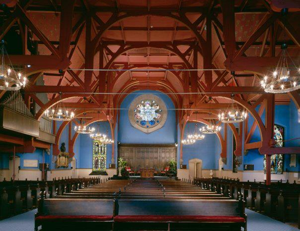 First Unitarian Church of Philadelphia cover