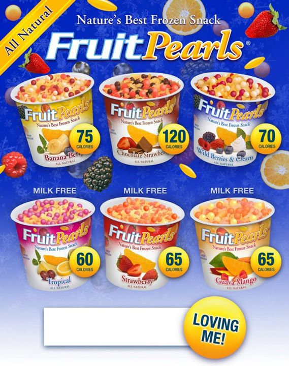 Fruit Pearls cover