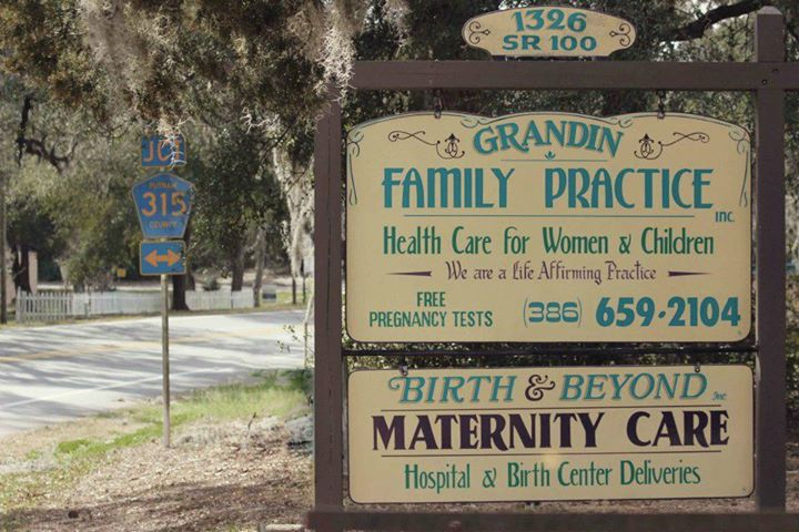 Grandin Family Practice / Birth & Beyond cover