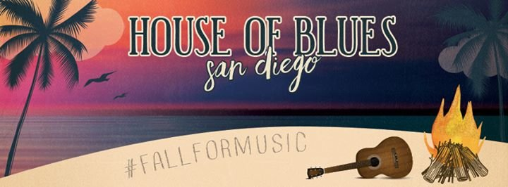 House of Blues San Diego cover