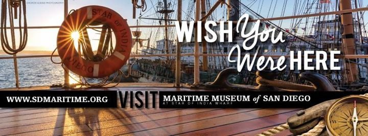 Maritime Museum of San Diego cover
